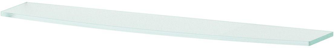 Полка для ванной Ellux, 60 см, для ELE 033, цвет: матовое стекло. ELU 017ELU 017Аксессуары торговой марки Ellux производятся на заводе ELLUX Gluck s.r.o., имеющем 20-летний опыт работы. Предприятие расположено в Злинском крае, исторически знаменитом своим промышленным потенциалом. Компоненты из всемирно известного богемского хрусталя выгодно дополняют серии аксессуаров. Широкий ассортимент, разнообразие форм, высочайшее качество исполнения и техническое?совершенство продукции отвечают самым высоким требованиям. Продукция завода Ellux представлена на российском рынке уже более 10 лет и за это время успела завоевать заслуженную популярность у покупателей, отдающих предпочтение дорогой и качественной продукции. 100% made in Czech Republic Весь цикл производства изделий осуществляется на территории Чешской республики. В производстве полок используется высококачественное матированное стекло марки Satinovo Mate Clear. Saint-Gobain Glass признанный мировой лидер в производстве высококачественного стекла, поэтому для производства стеклянных полок применяется...