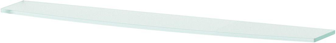 Полка для ванной Ellux, 70 см, для ELE 033, цвет: матовое стекло. ELU 019ELU 019Аксессуары торговой марки Ellux производятся на заводе ELLUX Gluck s.r.o., имеющем 20-летний опыт работы. Предприятие расположено в Злинском крае, исторически знаменитом своим промышленным потенциалом. Компоненты из всемирно известного богемского хрусталя выгодно дополняют серии аксессуаров. Широкий ассортимент, разнообразие форм, высочайшее качество исполнения и техническое?совершенство продукции отвечают самым высоким требованиям. Продукция завода Ellux представлена на российском рынке уже более 10 лет и за это время успела завоевать заслуженную популярность у покупателей, отдающих предпочтение дорогой и качественной продукции. 100% made in Czech Republic Весь цикл производства изделий осуществляется на территории Чешской республики. В производстве полок используется высококачественное матированное стекло марки Satinovo Mate Clear. Saint-Gobain Glass признанный мировой лидер в производстве высококачественного стекла, поэтому для производства стеклянных полок применяется...