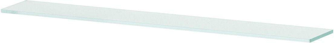 Полка для ванной Ellux, 80 см, для AVA 033, цвет: матовое стекло. ELU 022ELU 022Аксессуары торговой марки Ellux производятся на заводе ELLUX Gluck s.r.o., имеющем 20-летний опыт работы. Предприятие расположено в Злинском крае, исторически знаменитом своим промышленным потенциалом. Компоненты из всемирно известного богемского хрусталя выгодно дополняют серии аксессуаров. Широкий ассортимент, разнообразие форм, высочайшее качество исполнения и техническое?совершенство продукции отвечают самым высоким требованиям. Продукция завода Ellux представлена на российском рынке уже более 10 лет и за это время успела завоевать заслуженную популярность у покупателей, отдающих предпочтение дорогой и качественной продукции. 100% made in Czech Republic Весь цикл производства изделий осуществляется на территории Чешской республики. В производстве полок используется высококачественное матированное стекло марки Satinovo Mate Clear. Saint-Gobain Glass признанный мировой лидер в производстве высококачественного стекла, поэтому для производства стеклянных полок применяется...