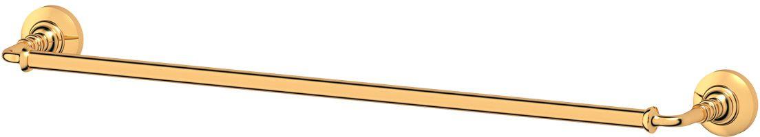 Держатель полотенец 3SC Stilmar, 60 см, цвет: золото. STI 213STI 213Дизайн коллекций компании 3SC оригинален и узнаваем. Цель дизайнеров — находить равновесие между эстетикой и функциональностью. Это обдуманная четкая философия, которая проходит через все процессы производства мастерской региона Тоскана.Многолетний опыт, воплощение социальных и культурных традиций, а также постоянный поиск новых решений?– все это сконцентрировано в коллекциях 3SC. Особенное внимание уделяется декоративной отделке изделий, которая выполнена умелыми руками настоящих итальянских мастеров. Разнообразие стилей позволяет удовлетворить различные вкусы клиента от «классики» до «хай-тек», давая возможность гармонично сочетать аксессуары с зеркалами и освещением.