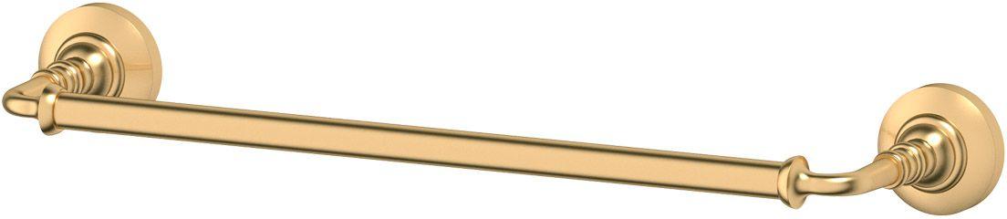 Держатель полотенец 3SC Stilmar, 40 см, цвет: матовое золото. STI 312STI 312Дизайн коллекций компании 3SC оригинален и узнаваем. Цель дизайнеров — находить равновесие между эстетикой и функциональностью. Это обдуманная четкая философия, которая проходит через все процессы производства мастерской региона Тоскана.Многолетний опыт, воплощение социальных и культурных традиций, а также постоянный поиск новых решений?– все это сконцентрировано в коллекциях 3SC. Особенное внимание уделяется декоративной отделке изделий, которая выполнена умелыми руками настоящих итальянских мастеров. Разнообразие стилей позволяет удовлетворить различные вкусы клиента от «классики» до «хай-тек», давая возможность гармонично сочетать аксессуары с зеркалами и освещением.