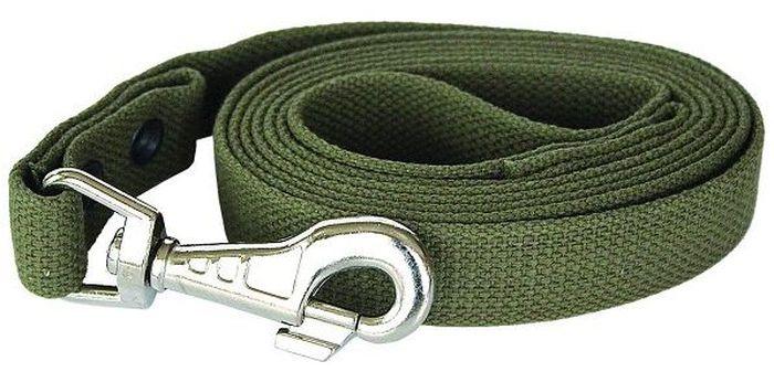 Поводок для собак Adel-Dog, 2 м990809Поводок для собак Брезент 2м