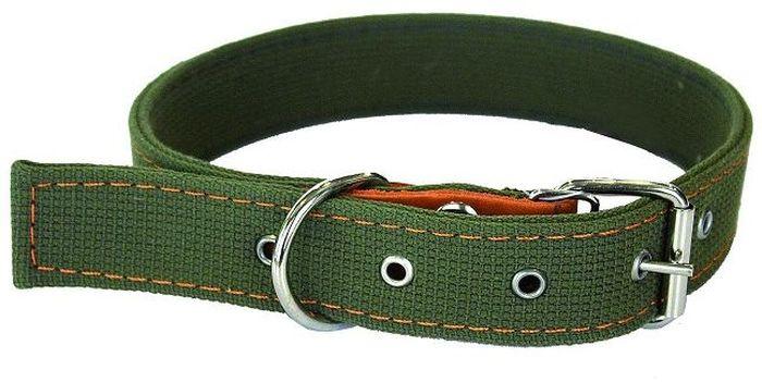 Ошейник для собак Adel-Dog, 45 мм990892Ошейник для собак 45мм брезент 2ой