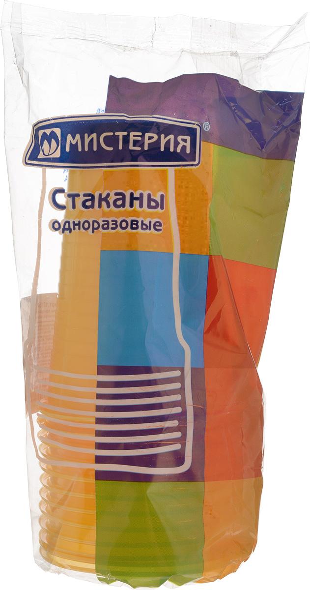 Стакан одноразовый Мистерия, цвет: желтый, 200 мл, 12 шт181510_желтыйСтакан одноразового применения Мистерия изготовлен из качественного полипропилена. Модель может контактировать с горячими и холодными продуктами (до +70С). Вы можете взять стаканы с собой на природу, в парк, на пикник и наслаждаться вкусными напитками. Объем 0,2 л; Диаметр (по верхнему краю): 7 см; Высота: 9 см.