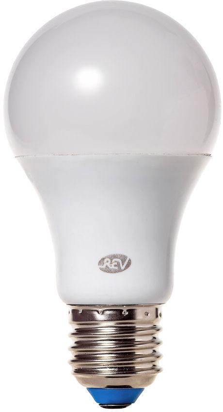 Лампа светодиодная REV, теплый свет, цоколь E27, 13W. 32381 532381 5Энергосберегающая диммируемая светодиодная лампа грушевидной формы теплого свечения. Потребляемая мощность 13Вт. Интенсивность свечения аналогична обычной лампе накаливания мощностью 100Вт. Цоколь Е27. Срок службы 30000 час. Световой поток 1100Лм, цветовая температура 2700К. Гарантия 24 месяца.