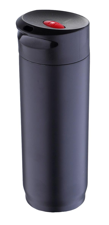 Термокружка Bergner, 400 мл. 5965 BK-BG термокружка объектив 89211