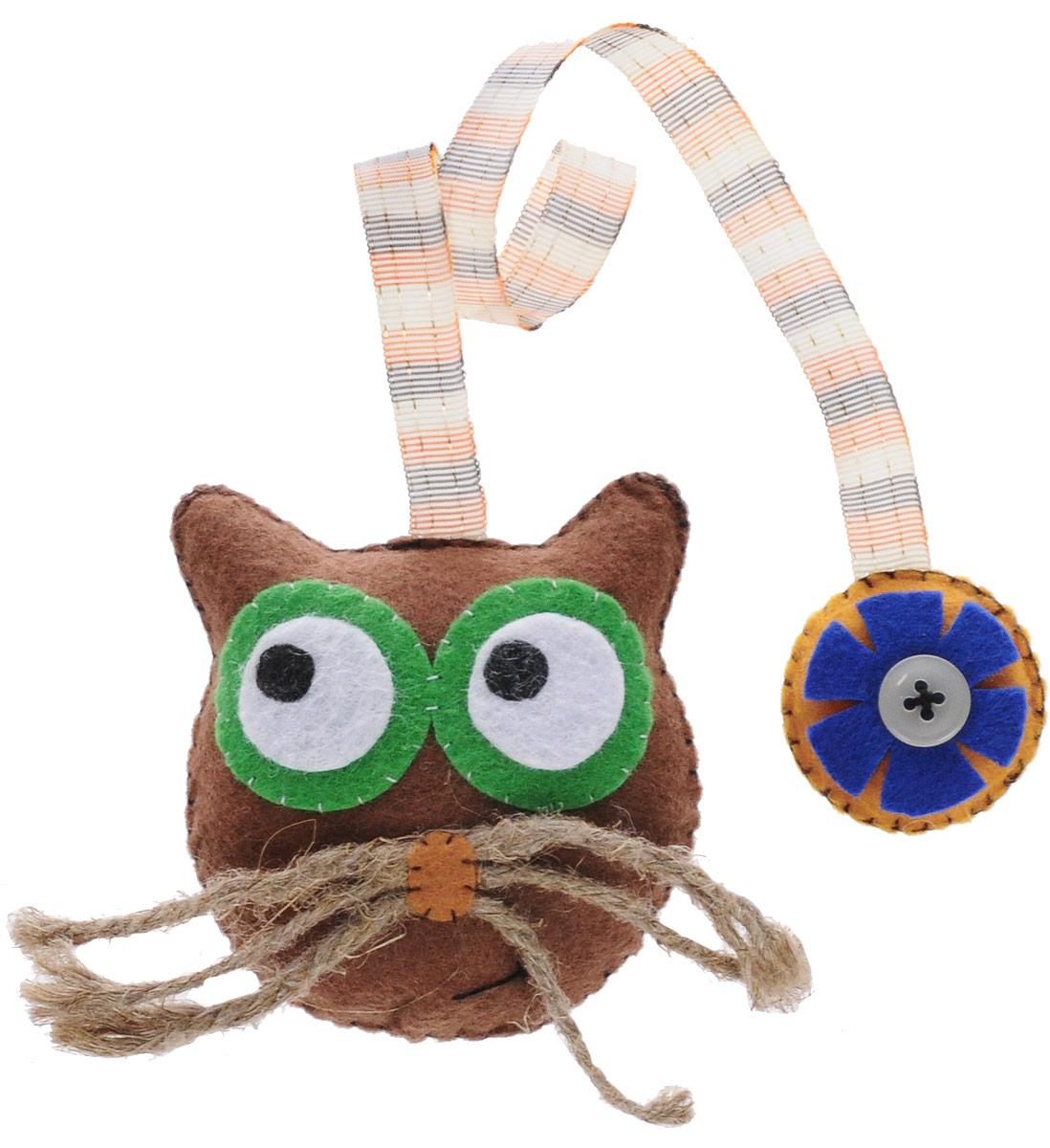 Закладка книжная Кот-льняноус, 6 см х 6 см. Ручная работа. Автор Леся КелбаВАН_KELBA_4Kelba - это творческая мастерская кукол и игрушек. Игрушка-закладка выполнена из текстиля в виде кота.