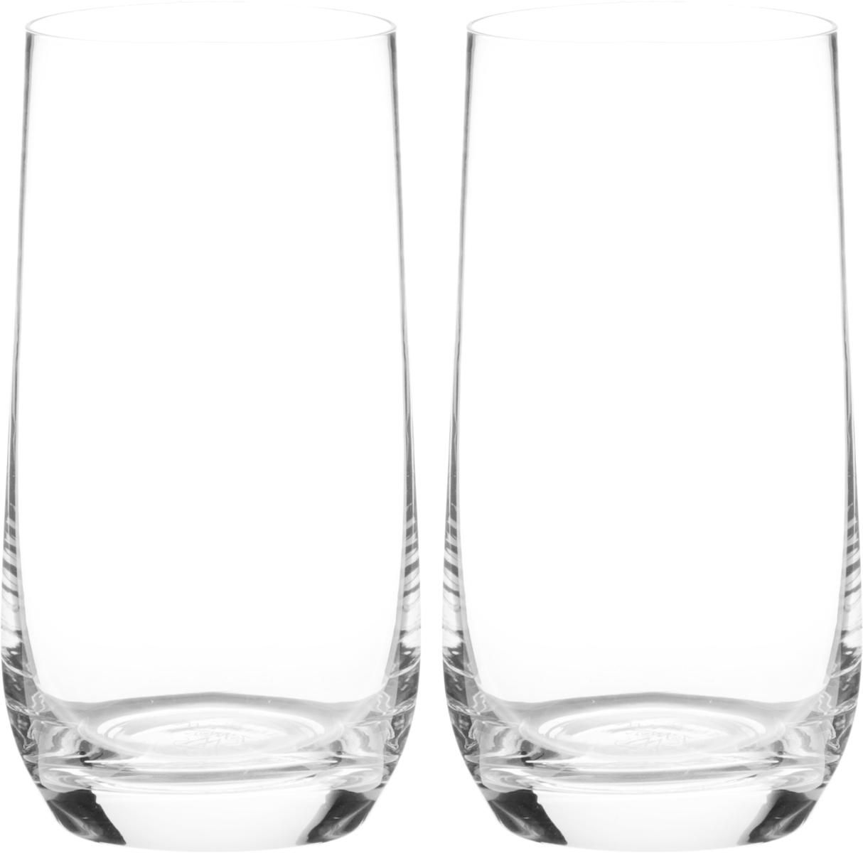 Набор стаканов Wilmax, 500 мл, 2 штWL-888052 / 2CНабор Wilmax состоит из двух стаканов, выполненных из прочного стекла. Стаканы предназначены для подачи воды или коктейлей. Они сочетают в себе элегантный дизайн и функциональность. Благодаря такому набору пить напитки будет еще вкуснее. Набор стаканов Wilmax прекрасно оформит праздничный стол и создаст приятную атмосферу за романтическим ужином. Такой набор также станет хорошим подарком к любому случаю. Стаканы можно мыть в посудомоечной машине. Диаметр стакана (по верхнему краю): 6,5 см. Высота стакана: 14,5 см.
