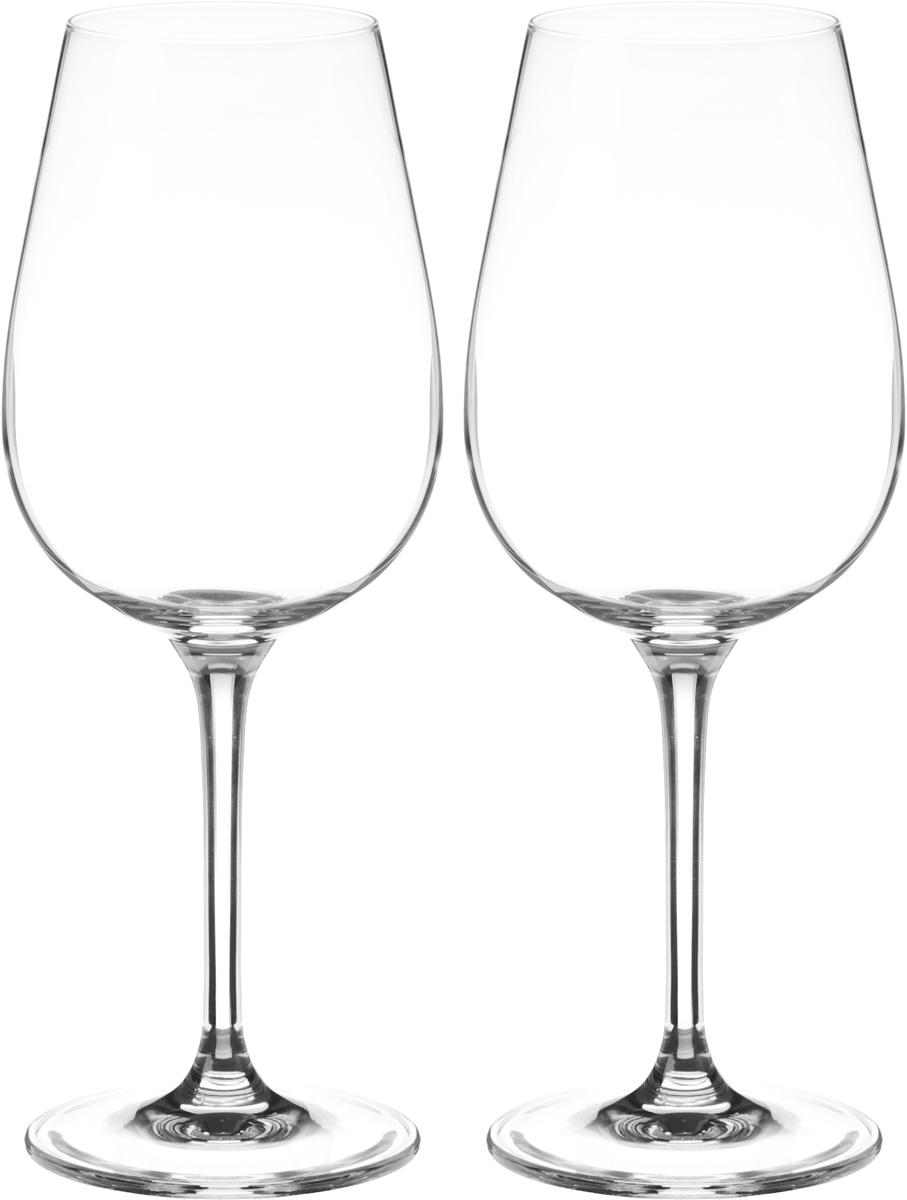 Набор бокалов для вина Wilmax, 580 мл, 2 штWL-888034 / 2CНабор Wilmax состоит из двух бокалов, выполненных из стекла. Изделия оснащены высокими ножками и предназначены для подачи вина. Они сочетают в себе элегантный дизайн и функциональность. Набор бокалов Wilmax прекрасно оформит праздничный стол и создаст приятную атмосферу за романтическим ужином. Такой набор также станет хорошим подарком к любому случаю. Бокалы можно мыть в посудомоечной машине. Диаметр бокала по верхнему краю: 6,2 см. Диаметр основания: 8,3 см. Высота бокала: 24 см.