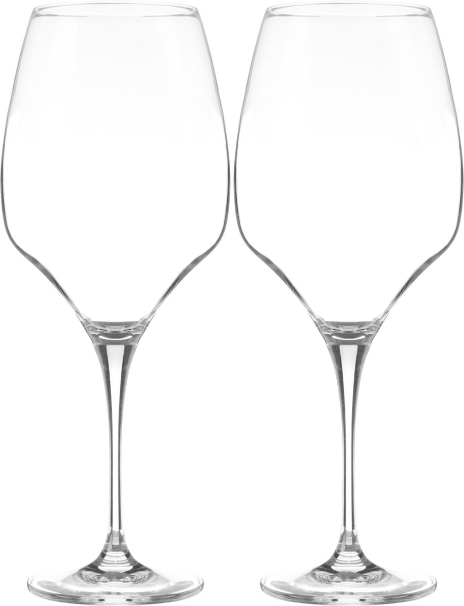 Набор бокалов для вина Wilmax, 800 мл, 2 штWL-888044 / 2CНабор Wilmax состоит из двух бокалов, выполненных из стекла. Изделия оснащены высокими ножками и предназначены для подачи вина. Они сочетают в себе элегантный дизайн и функциональность. Набор бокалов Wilmax прекрасно оформит праздничный стол и создаст приятную атмосферу за романтическим ужином. Такой набор также станет хорошим подарком к любому случаю. Бокалы можно мыть в посудомоечной машине. Диаметр бокала по верхнему краю: 6,8 см. Диаметр основания: 8,3 см. Высота бокала: 27 см.