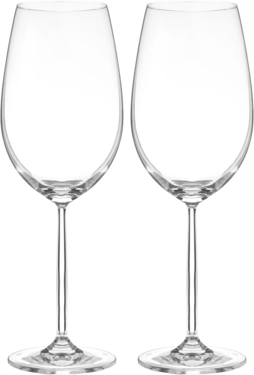 Набор бокалов для вина Wilmax, 770 мл, 2 штWL-888000 / 2CНабор Wilmax состоит из двух бокалов, выполненных из стекла. Изделия оснащены высокими ножками и предназначены для подачи вина. Они сочетают в себе элегантный дизайн и функциональность. Набор бокалов Wilmax прекрасно оформит праздничный стол и создаст приятную атмосферу за романтическим ужином. Такой набор также станет хорошим подарком к любому случаю. Бокалы можно мыть в посудомоечной машине. Диаметр бокала по верхнему краю: 7,3 см. Диаметр основания: 8,3 см. Высота бокала: 27 см.