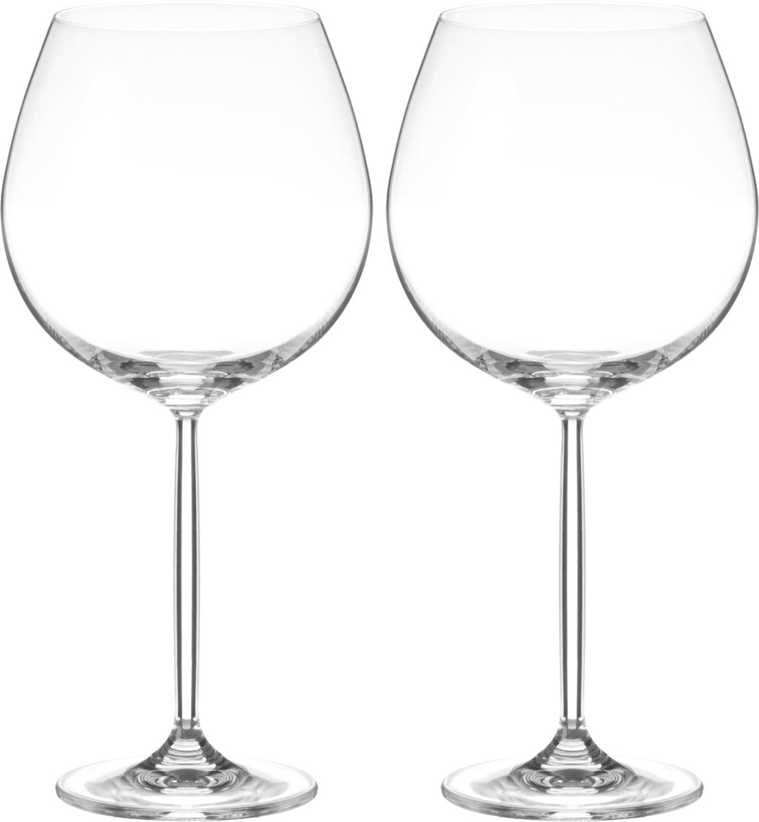 Набор бокалов для вина Wilmax, 850 мл, 2 штWL-888004 / 2CНабор Wilmax состоит из двух бокалов, выполненных из стекла. Изделия оснащены высокими ножками и предназначены для подачи вина. Они сочетают в себе элегантный дизайн и функциональность. Набор бокалов Wilmax прекрасно оформит праздничный стол и создаст приятную атмосферу за романтическим ужином. Такой набор также станет хорошим подарком к любому случаю. Бокалы можно мыть в посудомоечной машине. Диаметр бокала по верхнему краю: 8 см. Диаметр основания: 8,3 см. Высота бокала: 25 см.