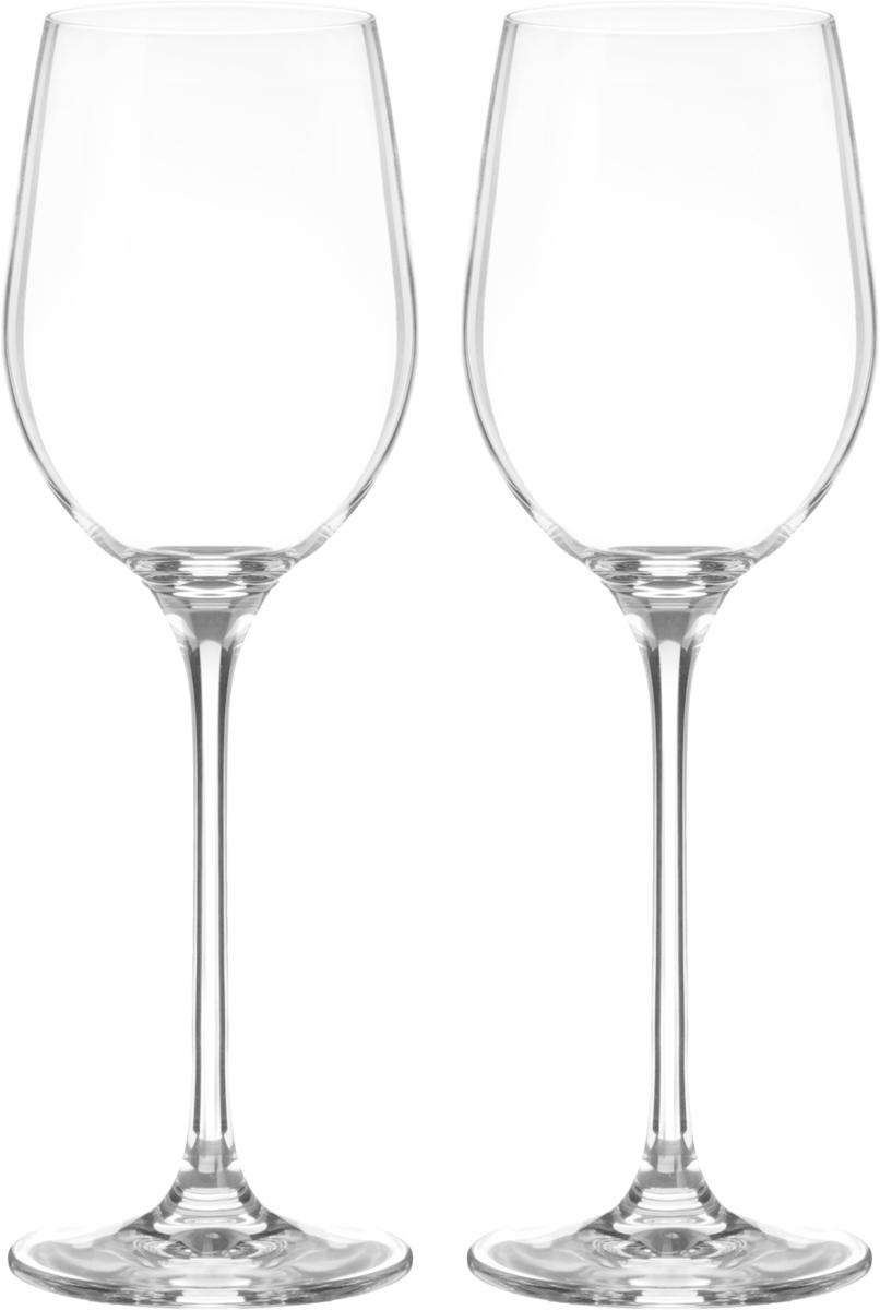 Набор бокалов для вина Wilmax, 400 мл, 2 штWL-888036 / 2CНабор Wilmax состоит из двух бокалов, выполненных из стекла. Изделия оснащены высокими ножками и предназначены для подачи вина. Они сочетают в себе элегантный дизайн и функциональность. Набор бокалов Wilmax прекрасно оформит праздничный стол и создаст приятную атмосферу за романтическим ужином. Такой набор также станет хорошим подарком к любому случаю. Бокалы можно мыть в посудомоечной машине. Диаметр бокала по верхнему краю: 6,5 см. Диаметр основания: 7,5 см. Высота бокала: 24,5 см.