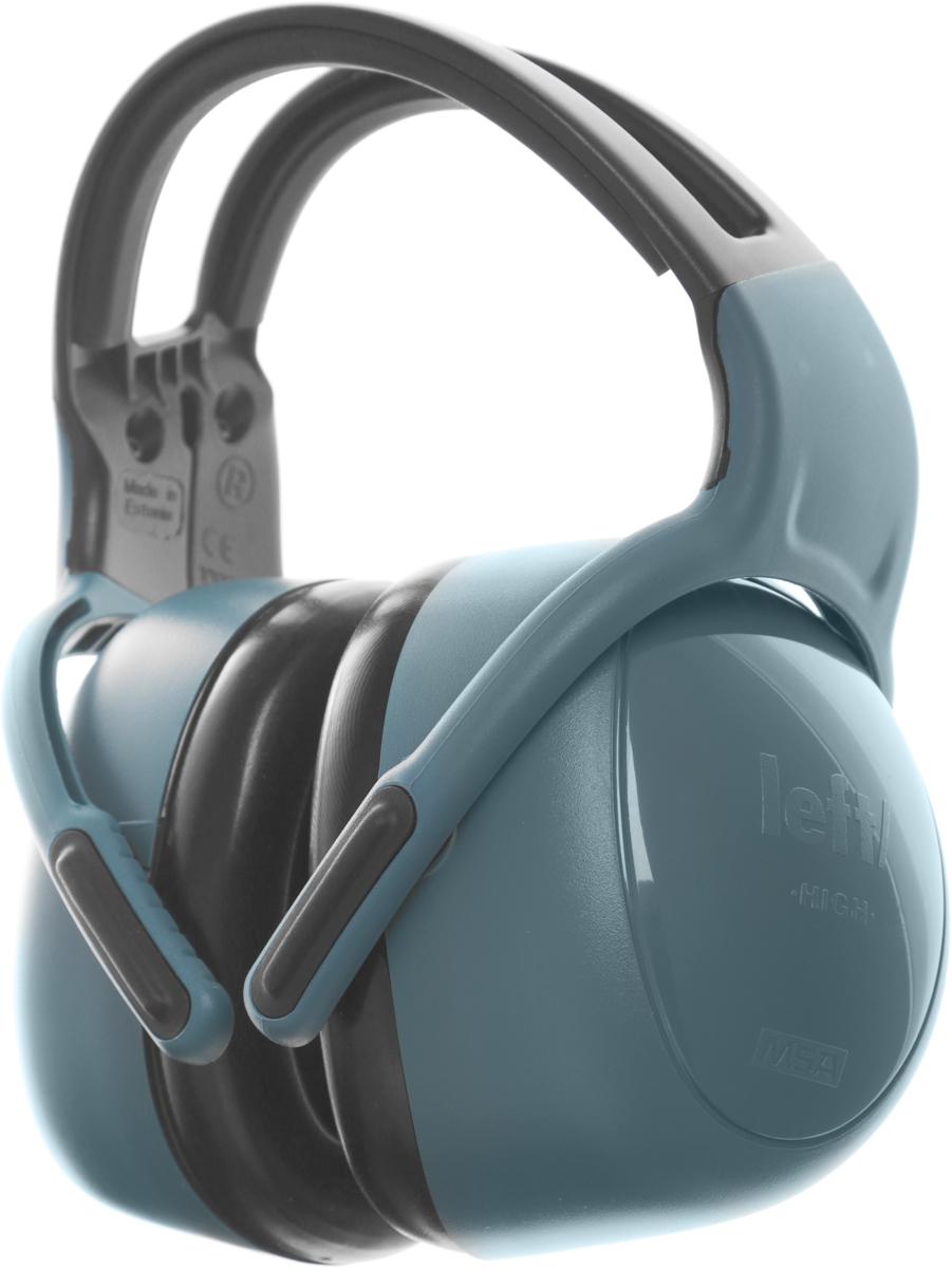 Наушники для стрельбы MSA Sordin Left/Right Headband, пассивные, цвет: синий10087400_blueНаушники для стрельбы MSA Sordin Left/Right Headband, пассивные, цвет: синий
