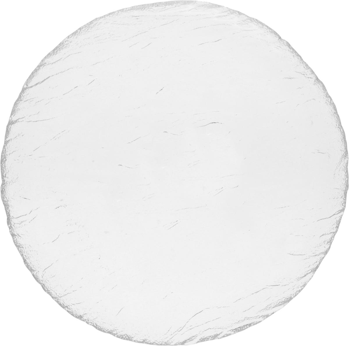 Тарелка десертная OSZ Вулкан, цвет: прозрачный, диаметр 19 см16C1902Тарелка OSZ Вулкан выполнена из высококачественного стекла и имеет рельефную поверхность. Она прекрасно впишется в интерьер вашей кухни и станет достойным дополнением к кухонному инвентарю. Тарелка OSZ Симпатия подчеркнет прекрасный вкус хозяйки и станет отличным подарком. Диаметр тарелки: 19 см. Высота: 1,5 см.