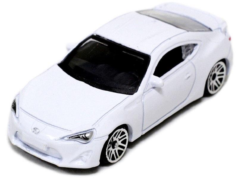 Pitstop Модель автомобиля Toyota GT-86 цвет белый
