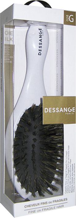 Щетка массажная Dessange, комбинированная956028Массажная щетка Dessange с нейлоновыми волокнами тщательно прочесывает волосы любой густоты. Обладает ухаживающим эффектом, приглаживает чешуйки волоса, повышает эластичность и блеск волос. Идеально отшлифованные кончики щетинок не царапают кожу головы и исключают травмирование волос. Пластик из которого изготовлена щетка безопасен в использовании, высокоустойчив к истиранию и механическим воздействиям. Компактные размеры щетки позволяют ей уместится практически в любой дамской сумочке. Характеристики: Материал: пластик. Размер щетки: 17 см х 5,5 см х 3,5 см. Размер рабочей поверхности щетки: 4,5 см х 8 см. Жесткость щетины: Medium. Размер упаковки: 20 см х 6 см х 4 см. Производитель: Франция. Изготовитель: Корея. Артикул: 656128.