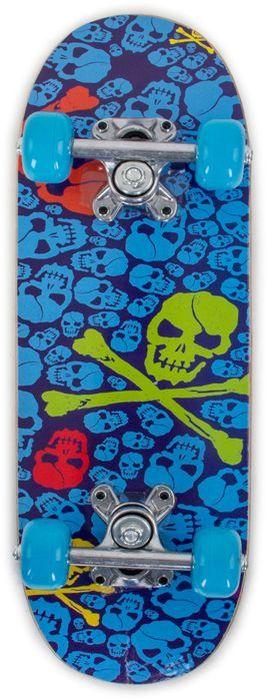 Скейтборд Larsen Junior 3, цвет: синий, салатовый, 20х6336052Материал деки: китайский клен, 9 слоев Размер деки: 20х 6 (51 см х 15 см) Материал трака: алюминий Амортизатор: полиуретан Материал колес: полиуретан Размер колес: 50х30 мм Подшипник: ABEC-1, углеродистая сталь Максимальная масса пользователя: 45 кг Размер трака: 3, 25(8,25 см) Жесткость колес: 92A
