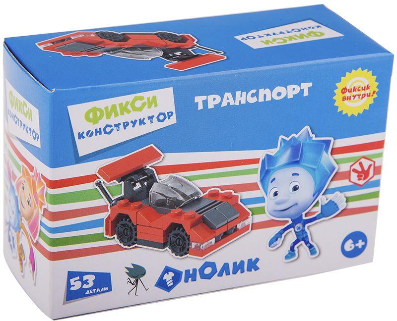 Businka Конструктор Гоночная машина