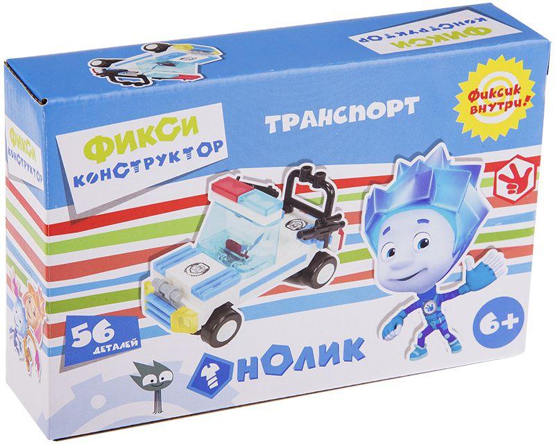 Businka Конструктор Полицейская машина