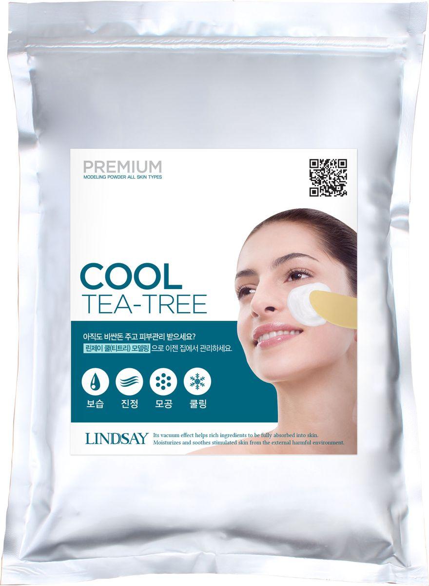 Lindsay Маска альгинатная - охлаждающая (чайное дерево), упаковка- пакет, 1000 гр140924