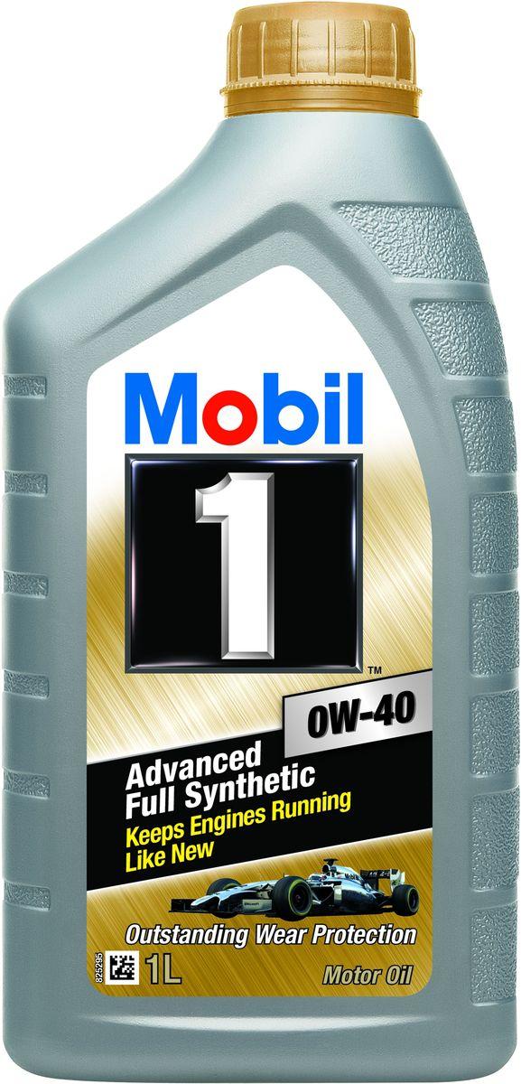 Масло моторное Mobil 1 0W40, 1 л152080