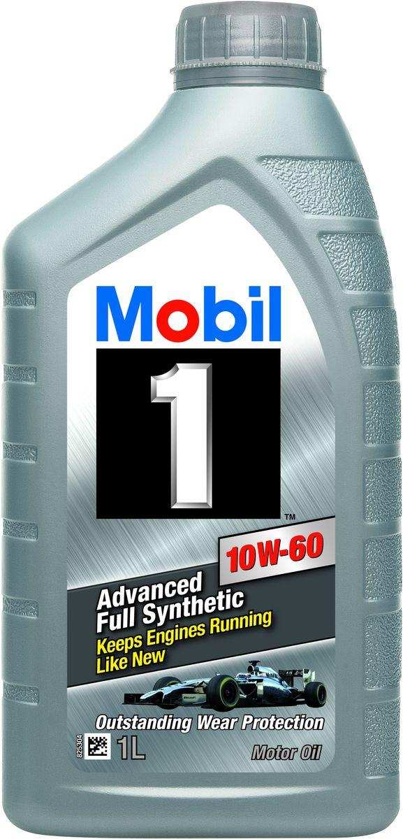 Масло моторное Mobil 1 10W60 GSP, 1 л152106