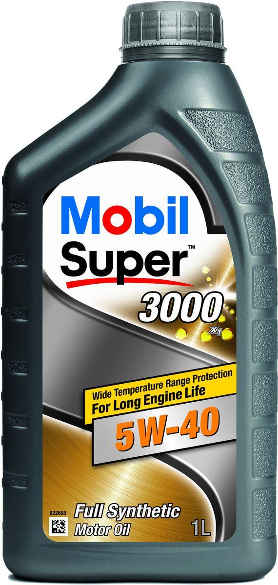 Масло моторное Mobil Super 3000 X1 GSP, класс вязкости 5W-40, 1 л152567Mobil Super 3000 X1 GSP представляет собой синтетическое моторное масло, обеспечивающее длительный срок службы двигателей в автомобилях различных типов и годов выпуска, а также повышенный уровень их защиты в широком диапазоне температур. Масла Mobil Super 3000 X1 GSP разработаны таким образом, чтобы предоставить дополнительный уровень защиты по сравнению с минеральными и полусинтетическими маслами. Масло рекомендует применять, когда регулярно возникают сложные условия вождения, чтобы предотвратить повреждения от интенсивных и частых нагрузок в: - двигателях различных типов; - бензиновых и дизельных двигателях без дизельных сажевых фильтров (DPF); - в легковых автомобилях, внедорожниках, малотоннажных грузовиках и микроавтобусах; - при вождении в загородных условиях , также в городских с частыми остановками; - двигателях с повышенными рабочими характеристиками; - при обычных условиях эксплуатации и при движении с перегрузками; - двигателях с турбонаддувом...