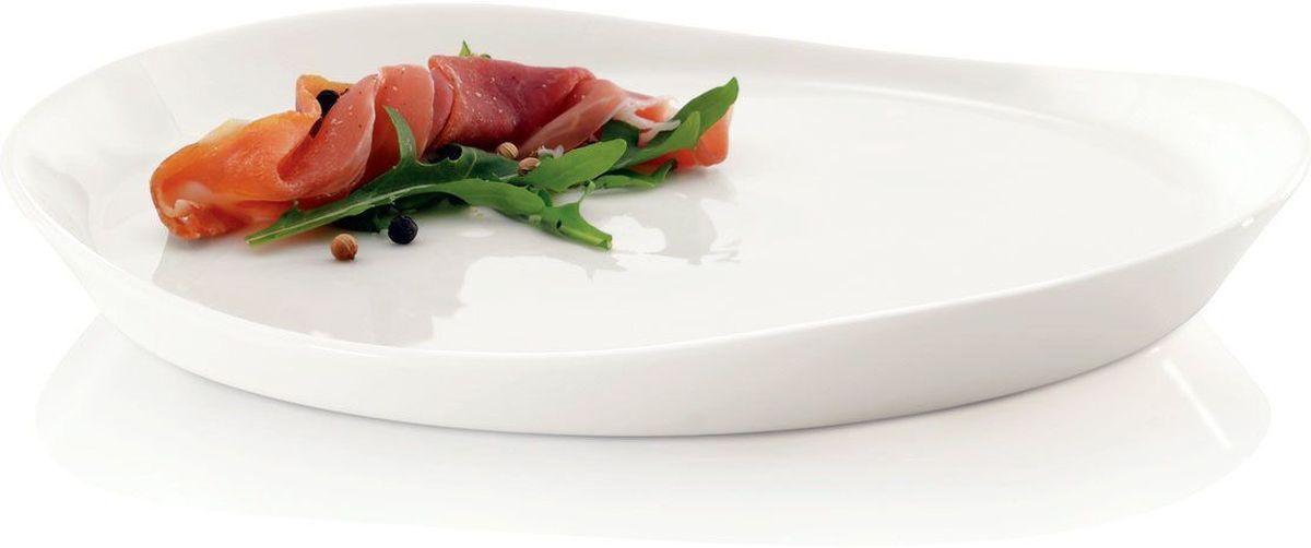 Набор тарелок BergHOFF Eclipse, цвет: белый, 20 см х 22 см, 4 шт3700427Набор тарелок BergHOFF Eclipse состоит из 4 тарелок одного диаметра. Изделия выполнены из минерального, экологически чистого сырья - фарфора, покрытого высококачественной глазурью. Такой набор станет изысканным украшением стола. Диаметр тарелки: 22 см х 20 см. Высота бортиков тарелки: от 1,5 см до 2,5 см.