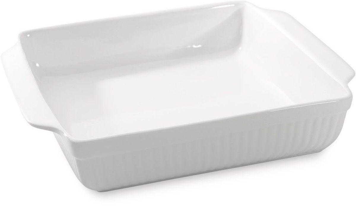 Блюдо для запекания BergHOFF Bianco, квадратное, 24 х 21 х 4 см. 16911141691114
