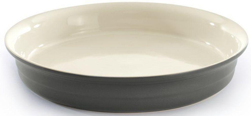 Форма для выпечки BergHOFF, круглая, 28 см, цвет: серый. 44902804490280