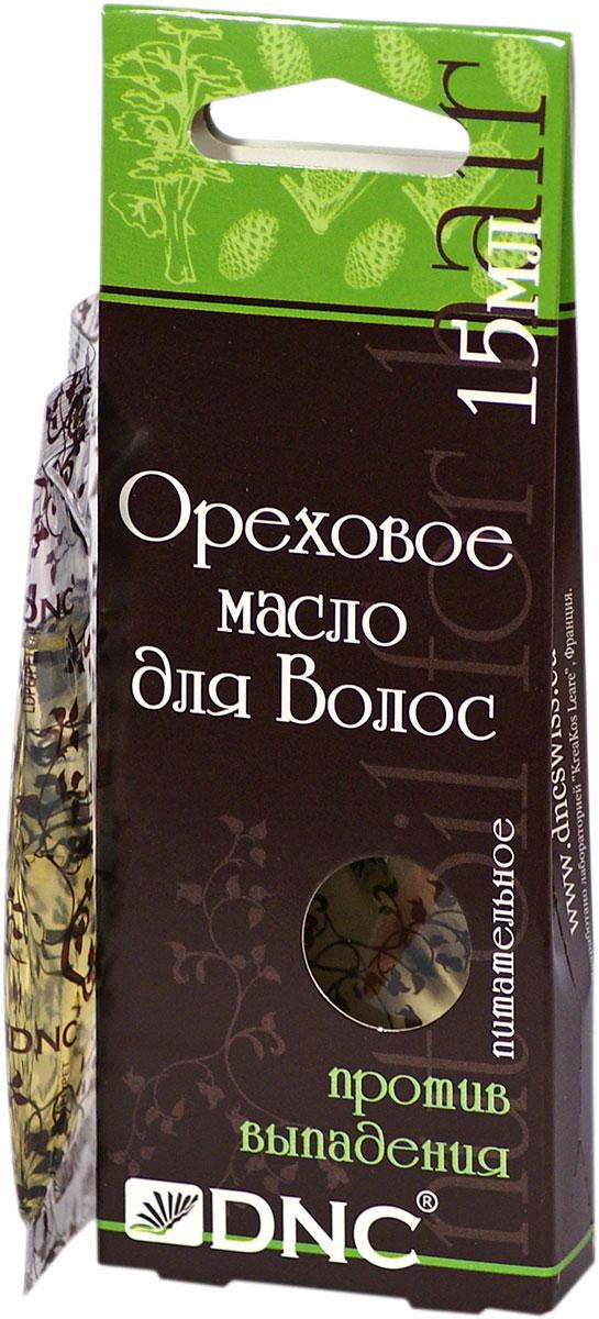 DNC Ореховое масло для волос против выпадения 15 мл