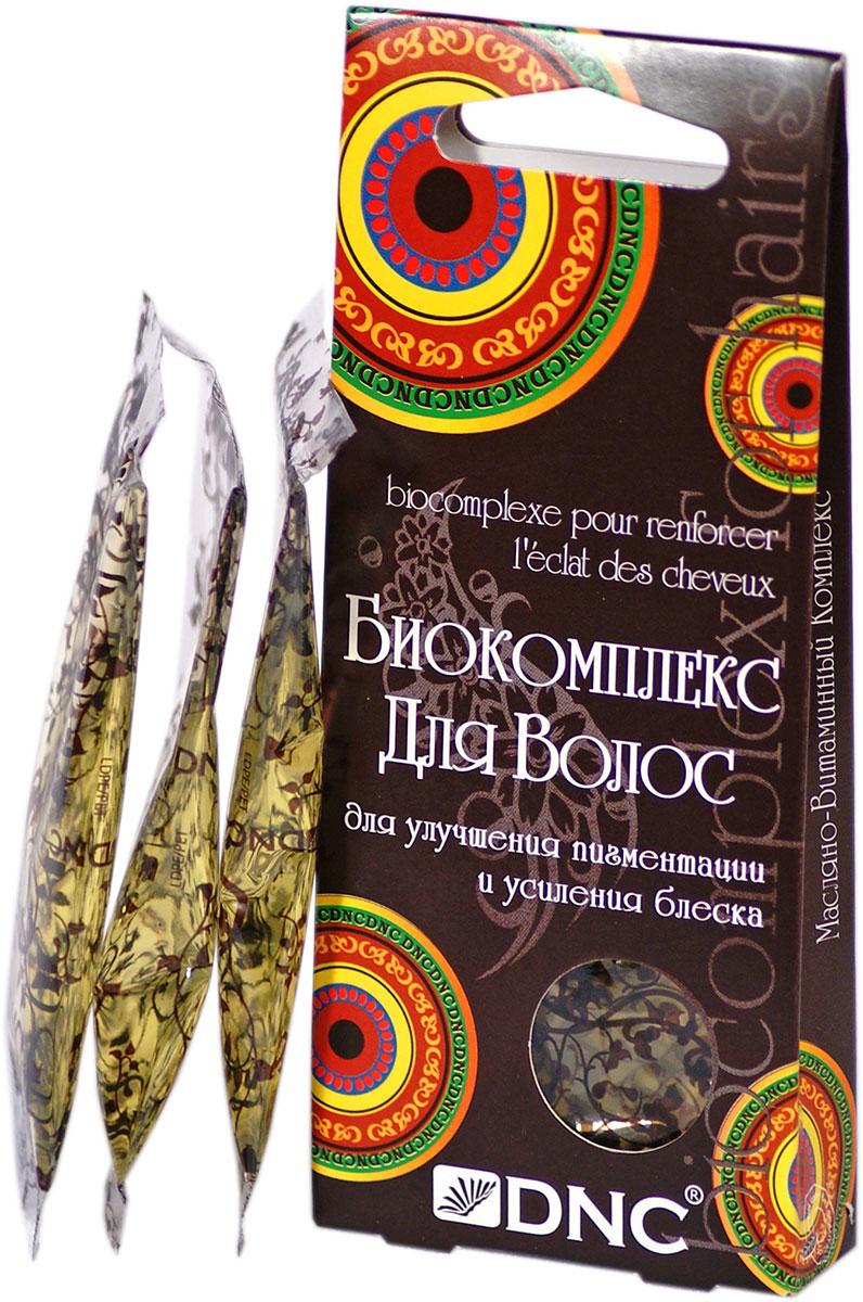 Биокомплекс для волос DNC, для улучшения пигментации и блеска, 3х15 мл4751006751613Сбалансированное средство с богатым содержанием природных питательных веществ и экстрактов для улучшения выработки красящего пигмента волос и усиления естественного блеска. Благодаря высокому содержанию сока алоэ, коллагеновому комплексу, экстракту золотого корня, розмарина и крапивы биоактивный комплекс способствует нормализации обменных процессов в кожном покрове головы, насыщает кислородом корни волос и улучшает выработку естественного красящего пигмента, способствуя росту сильных и послушных волос.