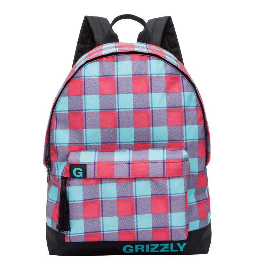 Рюкзак городской женский Grizzly, цвет: бирюзовый. RD-750-6/3RD-750-6/3Рюкзак молодежный, одно отделение, объемный карман на молнии на передней стенке, внутренний подвесной карман на молнии, укрепленная спинка, дополнительная ручка-петля, укрепленные лямки
