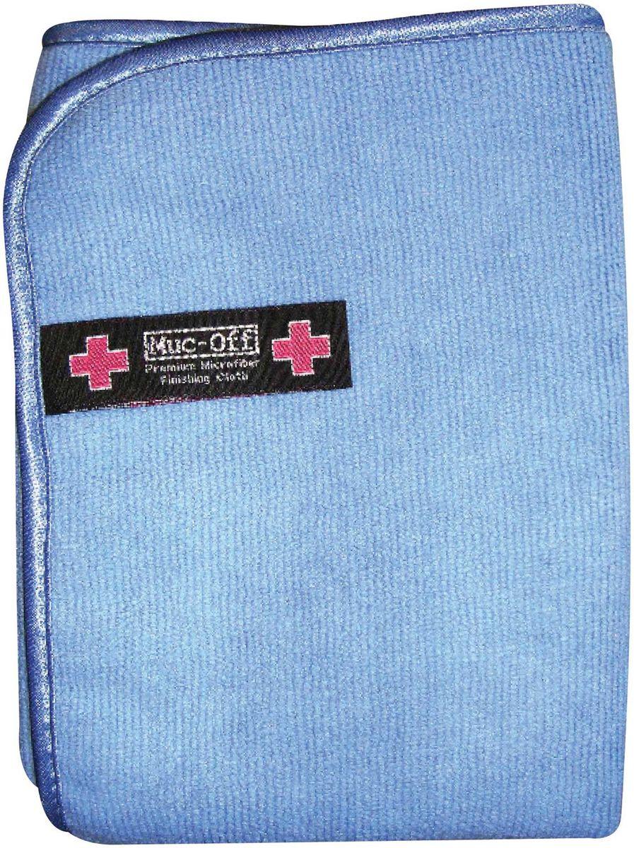 Микрофибра Muc-Off Premium Microfibre Polishing Cloth272Изготовлена из особого типа микроволокна с увеличенной впитываемостью. Полностью убирает подтеки. Грязь расщепляется на мелкие частички и удаляется с поверхности внутрь полотна. Можно стирать в стиральной машине.