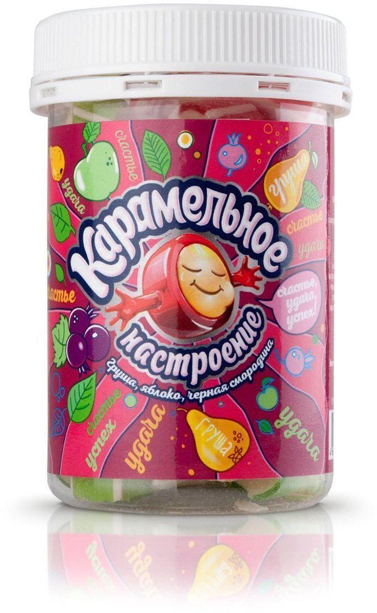 Карамельное настроение Счастье, удача, успех конфеты, 140 г4665298010061Карамель леденцовая ручной работы с натуральным вкусом.