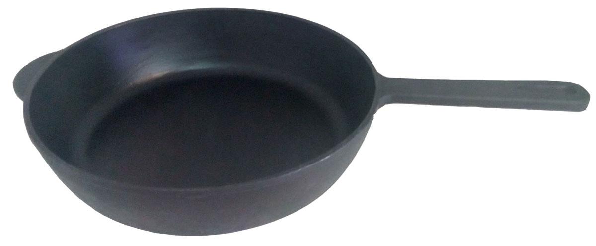 Сковорода чугунная Эколит. Диаметр 16 смЭК1640л