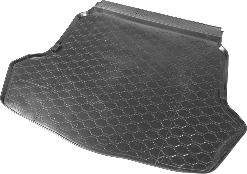 Ковер багажника Rival, для Kia Optima Classic/Comfort 2016- (полиуретан)0012807002Ковер багажника для Kia Optima Classic/Comfort 2016-, полиуретан, Rival Автомобильный ковер багажника Rival Поддон багажника позволяет надежно защитить и сохранить от грязи багажный отсек вашего автомобиля на протяжении всего срока эксплуатации, полностью повторяют геометрию багажника. - Высокий борт специальной конструкции препятствует попаданию разлившейся жидкости и грязи на внутреннюю отделку. - Произведены из первичных материалов, в результате чего отсутствует неприятный запах в салоне автомобиля. - Рисунок обеспечивает противоскользящую поверхность, благодаря которой перевозимые предметы не перекатываются в багажном отделении, а остаются на своих местах. - Высокая эластичность, можно беспрепятственно эксплуатировать при температуре от -45°C до +45°C. - Изготовлены из высококачественного и экологичного материала, не подверженного воздействию кислот, щелочей и нефтепродуктов. Уважаемые клиенты! Обращаем ваше внимание, что ковер имеет форму...