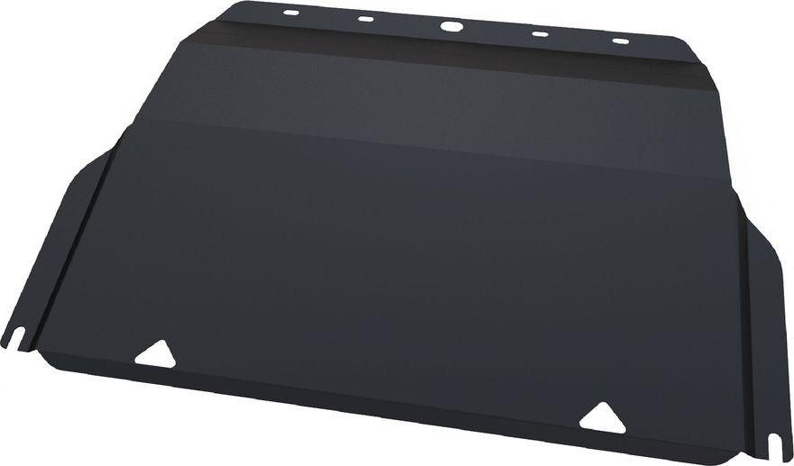Защита картера и КПП Автоброня, для Fiat Bravo 2007-2015, сталь 1,8 мм, комплект крепежа111.01705.1Защита картера и КПП Автоброня Fiat Bravo, V - 1,4 2007-2015, сталь 1,8 мм, комплект крепежа, 111.01705.1 Стальные защиты двигателя и других элементов Автоброня Надежно защищают Ваш автомобиль от повреждений при наезде на бордюры, выступающие канализационные люки, кромки поврежденного асфальта или при ремонте дорог, не говоря уже о загородных дорогах. - Имеют оптимальное соотношение цена-качество. - Спроектированы с учетом особенностей автомобиля, что делает установку удобной. - Защита устанавливается в штатные места кузова автомобиля. - Является надежной защитой для важных элементов на протяжении долгих лет. - Глубокий штамп дополнительно усиливает конструкцию защиты. - Подштамповка в местах крепления защищает крепеж от срезания. - Технологические отверстия там, где они необходимы для смены масла и слива воды, оборудованные заглушками, надежно закрепленными на защите. Толщина стали: 2 мм. В комплекте набор крепежа и...