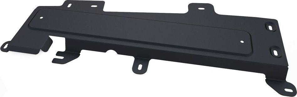 Защита топливных трубок Автоброня, для Mazda CX-5 2015-, сталь 1,8 мм, комплект крепежа111.03820.1Защита топливных трубок Автоброня Mazda CX-5, V - 2,5 2015-, сталь 1,8 мм, комплект крепежа, 111.03820.1 Стальные защиты двигателя и других элементов Автоброня Надежно защищают Ваш автомобиль от повреждений при наезде на бордюры, выступающие канализационные люки, кромки поврежденного асфальта или при ремонте дорог, не говоря уже о загородных дорогах. - Имеют оптимальное соотношение цена-качество. - Спроектированы с учетом особенностей автомобиля, что делает установку удобной. - Защита устанавливается в штатные места кузова автомобиля. - Является надежной защитой для важных элементов на протяжении долгих лет. - Глубокий штамп дополнительно усиливает конструкцию защиты. - Подштамповка в местах крепления защищает крепеж от срезания. - Технологические отверстия там, где они необходимы для смены масла и слива воды, оборудованные заглушками, надежно закрепленными на защите. Толщина стали: 2 мм. В комплекте набор крепежа и...