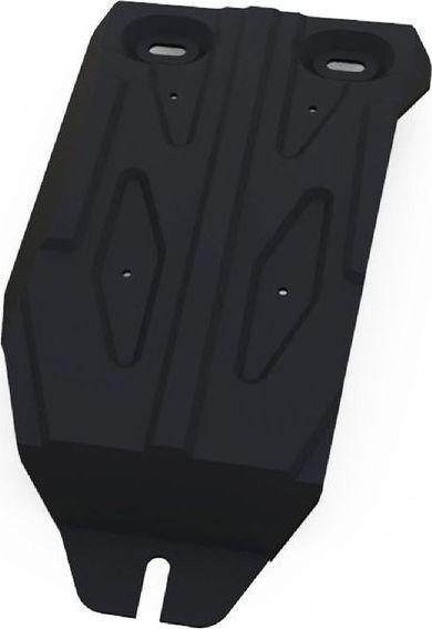 Защита редуктора Автоброня, для Nissan Murano 2016-/Nissan Pathfinder 2014-, сталь 1,8 мм, комплект крепежа111.04160.1Защита редуктора Автоброня для Nissan Murano 2016-/Nissan Pathfinder, V - 3,5 2014-, сталь 1,8 мм, комплект крепежа, 111.04160.1 Стальные защиты двигателя и других элементов Автоброня Надежно защищают Ваш автомобиль от повреждений при наезде на бордюры, выступающие канализационные люки, кромки поврежденного асфальта или при ремонте дорог, не говоря уже о загородных дорогах. - Имеют оптимальное соотношение цена-качество. - Спроектированы с учетом особенностей автомобиля, что делает установку удобной. - Защита устанавливается в штатные места кузова автомобиля. - Является надежной защитой для важных элементов на протяжении долгих лет. - Глубокий штамп дополнительно усиливает конструкцию защиты. - Подштамповка в местах крепления защищает крепеж от срезания. - Технологические отверстия там, где они необходимы для смены масла и слива воды, оборудованные заглушками, надежно закрепленными на защите. Толщина стали: 2 мм. В...