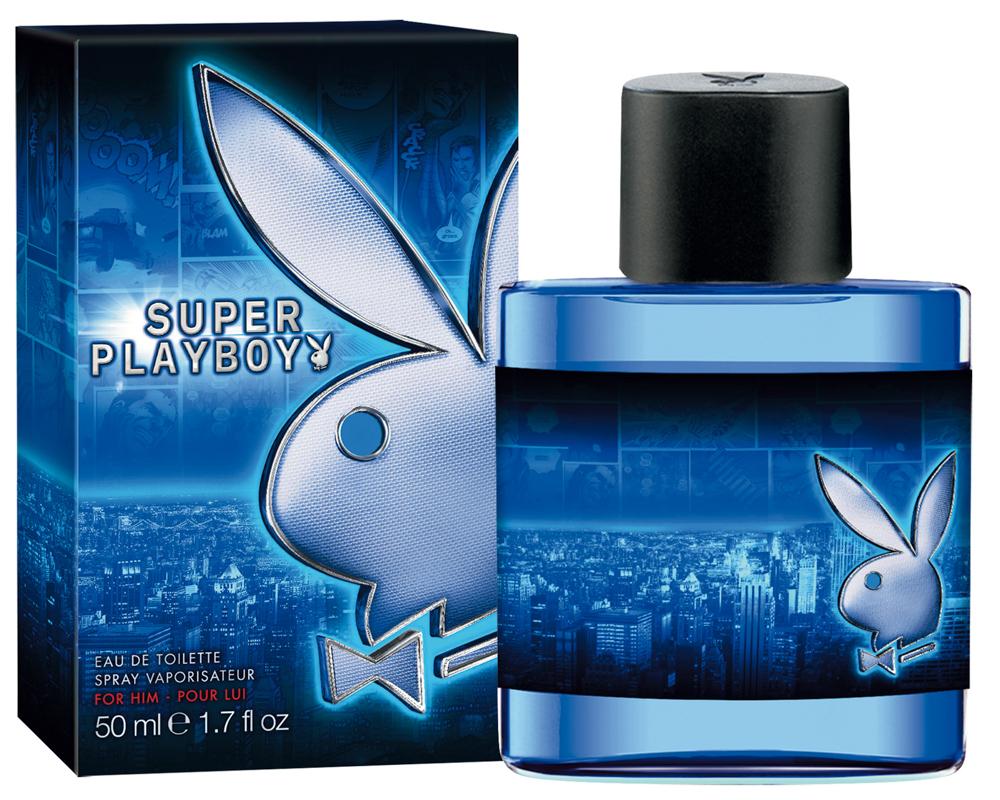 Playboy Super Male Туалетная вода 50 мл3607346622025Туалетная вода Playboy способна свести с ума любую девушку! Выбери свой аромат и начни игру. Неважно, что ждет тебя впереди - длинный день или жаркая ночь, ты чертовски привлекателен и безумно сексуален! Ты всегда на высоте! Playboy Super - соблазнительный аромат. Способен пленить неожиданным взрывом искрящегося бергамота, сочного красного яблока и острого перца. Чистые холодные ноты лаванды с теплым коричным листом и сочным ананасом раскрываются в сердце. Шлейф дополнен чувственным сочетанием кедра, пачули и амбры.