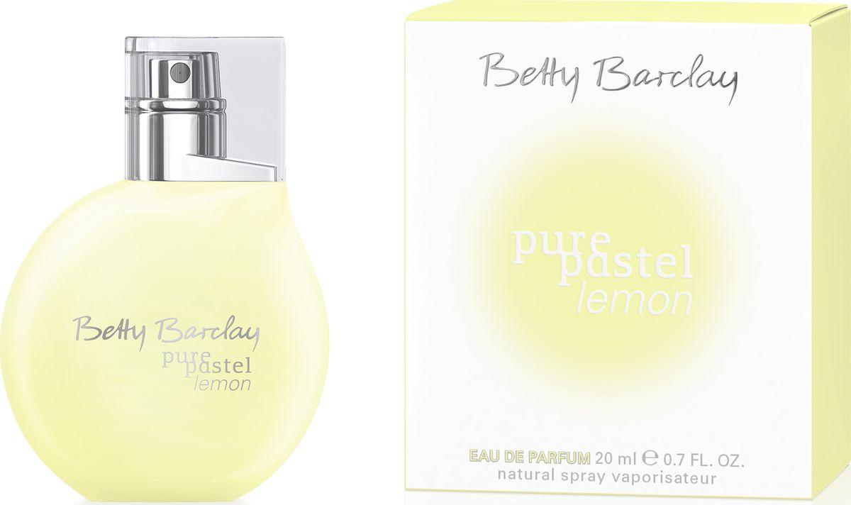 Betty Barclay Pure Pastel Lemon Туалетная вода 20 мл 4011700337224