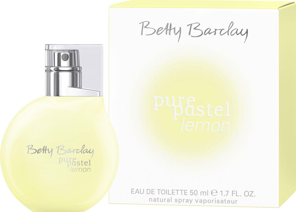 Betty Barclay Pure Pastel Lemon Туалетная вода 50 мл 4011700337248