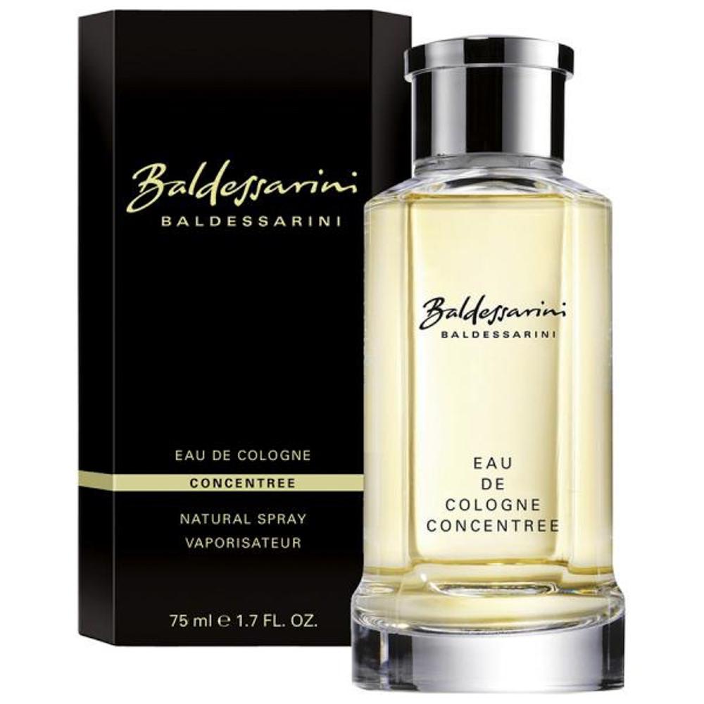 Baldessarini Одеколон сoncentree 75 мл4011700902019Мужественный, элегантный, обольстительный, эффектный, уверенный, изысканный, благородный
