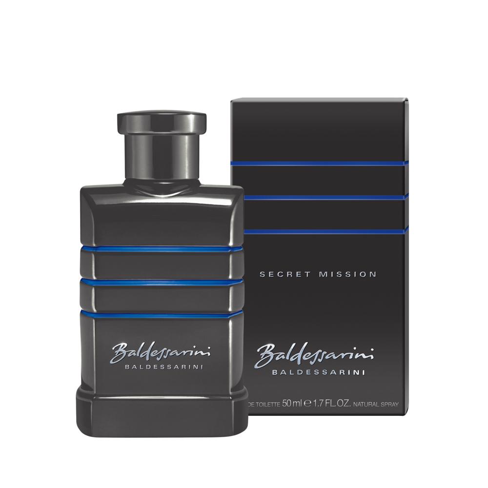 Baldessarini Secret Mission Туалетная вода 50 мл4011700917013Secret Mission - аромат, окружающий мужчину аурой загадочности, которая привлекает к нему любого, кто сталкивается с ним.