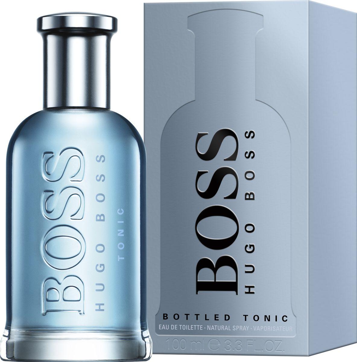 Hugo Boss Bottled Tonic Туалетная вода 100 мл8005610255668Легкий освежающий аромат Boss Bottled Tonic, выпущенный в 2017 году модным Домом Hugo Boss, идеально впишется в атмосферу «офисных» будней. Парфюм адресуется мужчинам, которым необходимо сохранять элегантный и свежий вид в течение всего рабочего дня. Приятный, располагающий облик в большинстве случаев помогает достигнуть успеха в делах, а хороший личный аромат закрепляет благоприятное впечатление. Свежий посыл ноток цитрусов и хрустящего яблока, почти невесомый, деликатно окружает кожу мягким сиянием. Пламенно чувственные акценты имбиря не обжигают, а тихо тлеют под пудровой вуалью корицы. Сухое древесное основание выравнивает баланс и придает элегантность композиции благодаря изысканным ноткам ветивера