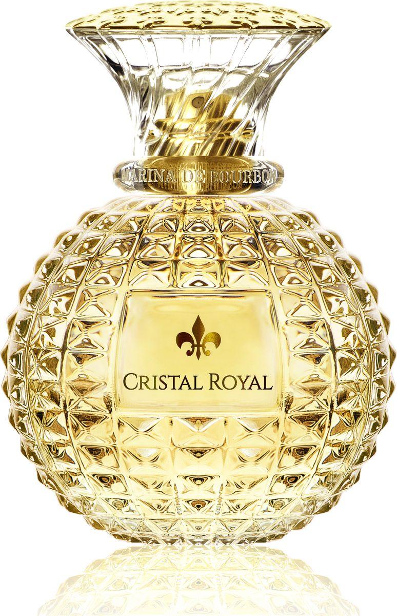 Princesse Marina De Bourbon Paris Cristal Royal Парфюмерная вода 100 мл 1503MB