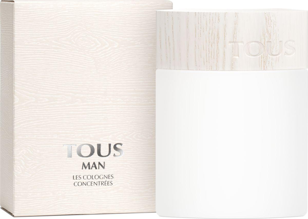 Tous Les Colognes Man Туалетная вода 100 мл2504000Тонкий, свежий и очень уютный запах приглашает отвлечься от стрессов повседневной жизни и обрести гармонию в объятиях любимого человека. Аромат передает уникальную личную атмосферу спокойствия и умиротворения. Аромат открывается нотами грейпфрута и апельсинового цвета. Ноты сердца таят в себе оттенки мяты и уда, а завершают парфюмерную пирамиду ароматы бобов тонка и ветивера.