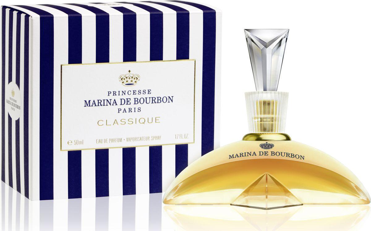 Princesse Marina De Bourbon Paris Classique Парфюмерная вода 50 мл 4202MB